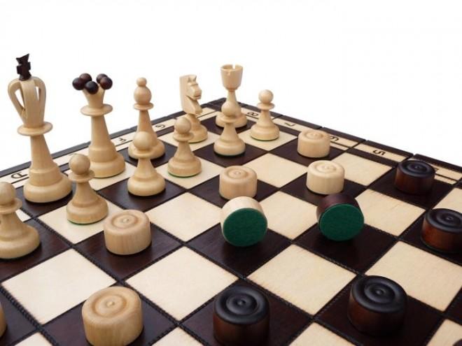 Šachmatai/Šaškės
