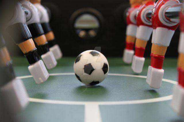 Stalo futbolas
