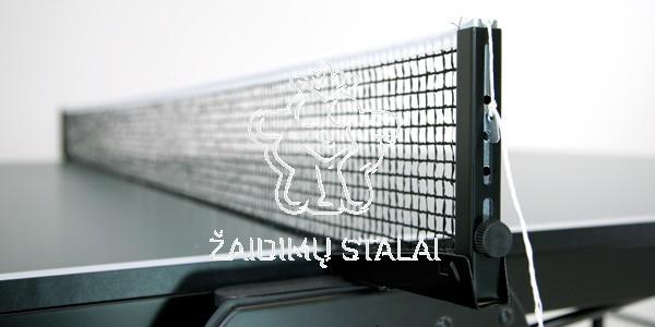 Stalo teniso tinkliuko rinkinys Sponeta Perfect II-EN stationary compact