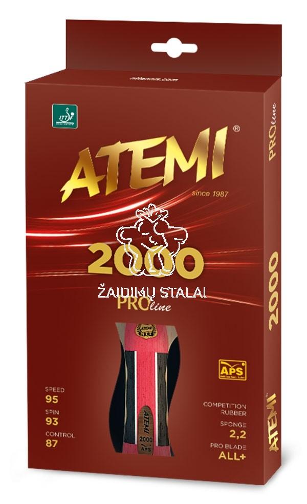 Stalo teniso raketė Atemi 2000 PRO