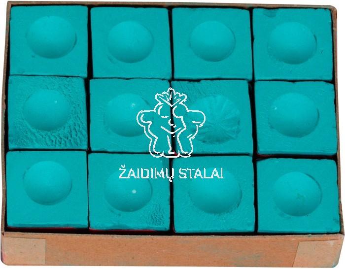 Kreida Triangle, žalia, 12 vnt dėžutė