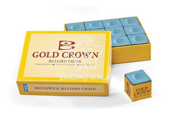Kreida Brunswick, mėlyna, 12vnt dėžutė