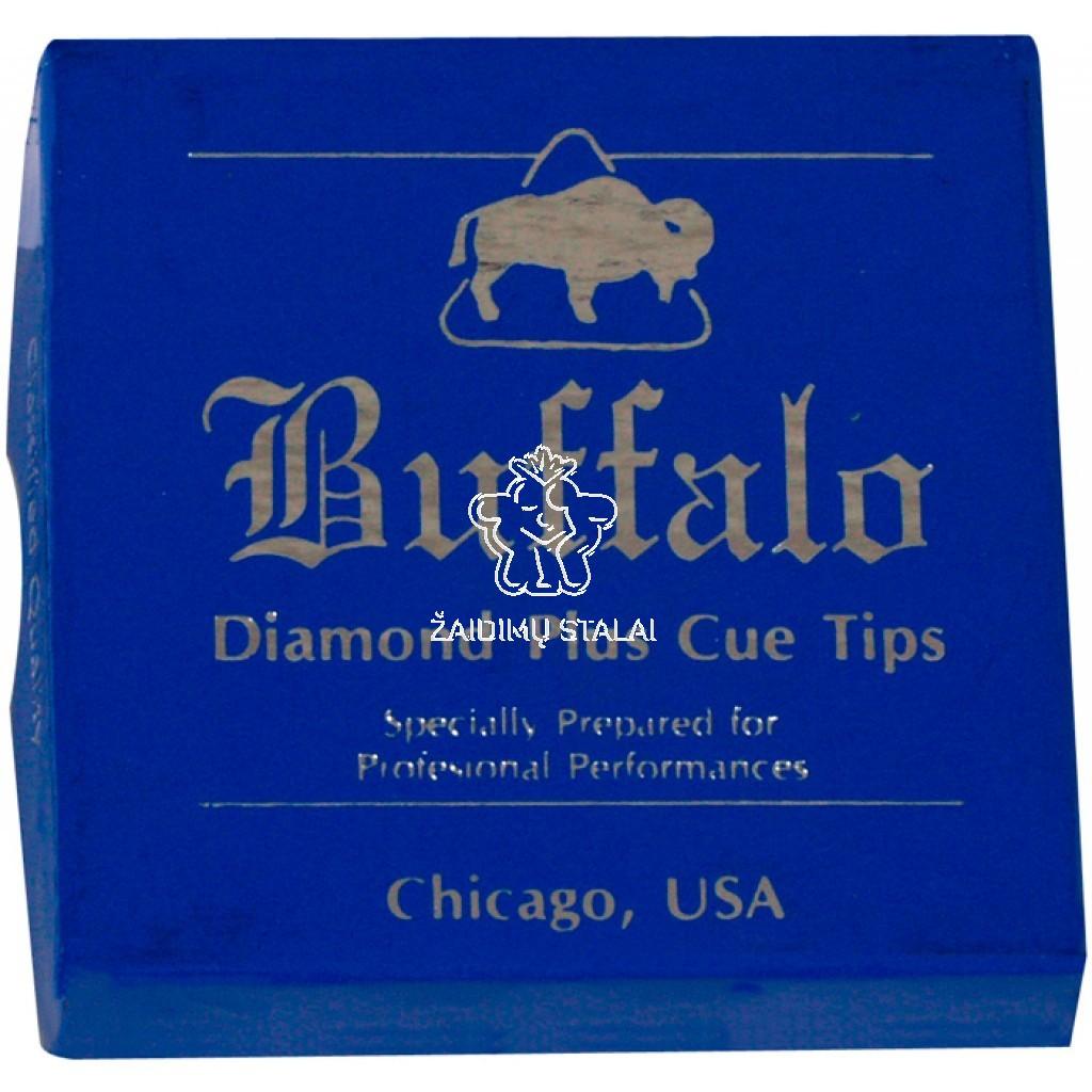 Biliardo lazdos antgalis Buffalo Diamond Plius 12mm