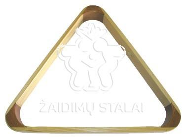 Rusiško biliardo trikampis Ramin 60.3mm