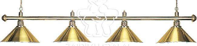 Šviestuvas Elegance 4 aukso sp.