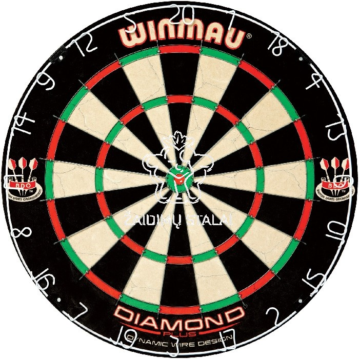 Smiginio taikinys Winmau Diamond Wired