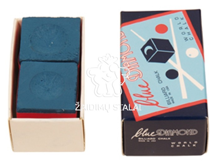 Kreida Longoni Blue Diamond 2vnt dėžutė