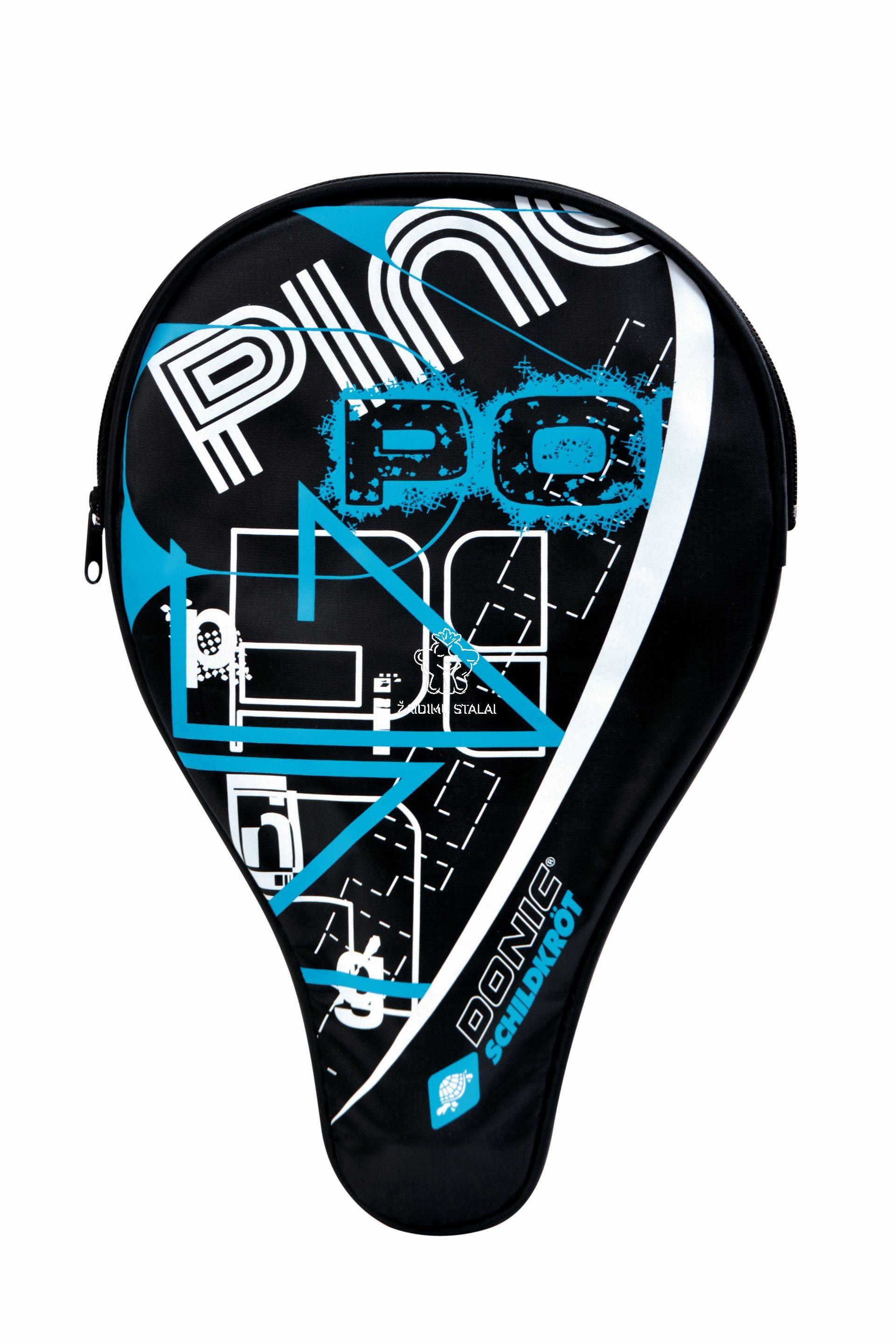 Stalo teniso raketės dėklas Donic Classic