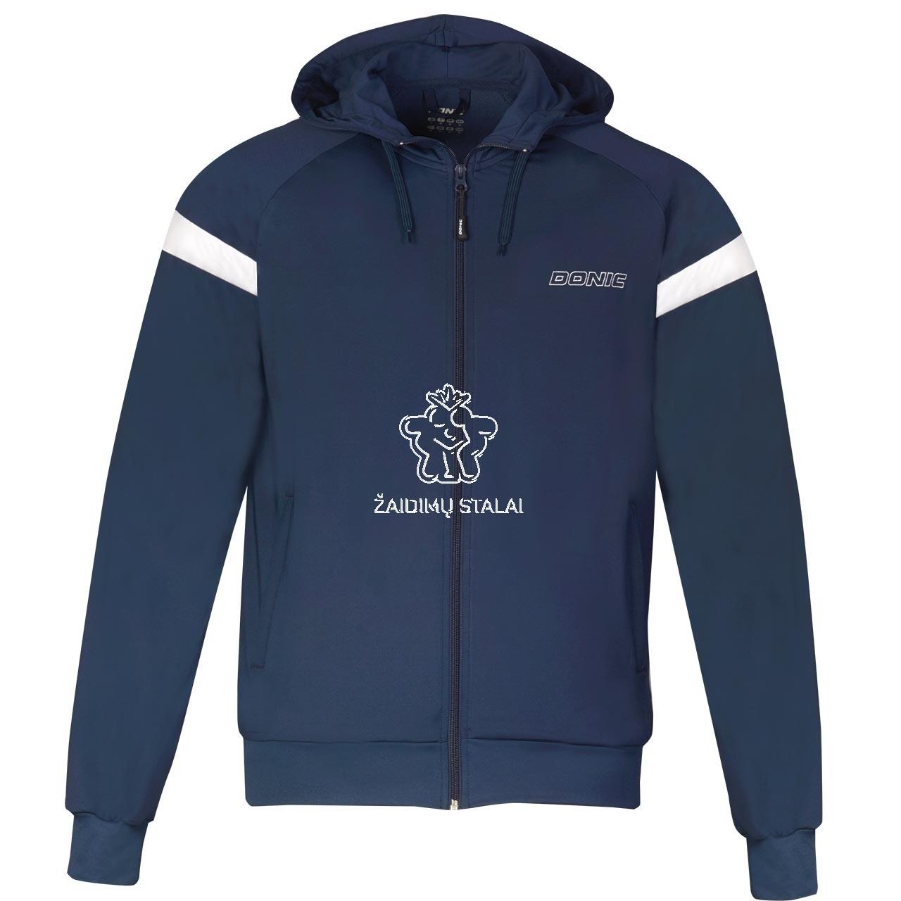 Džemperis Donic Hype Navy XL