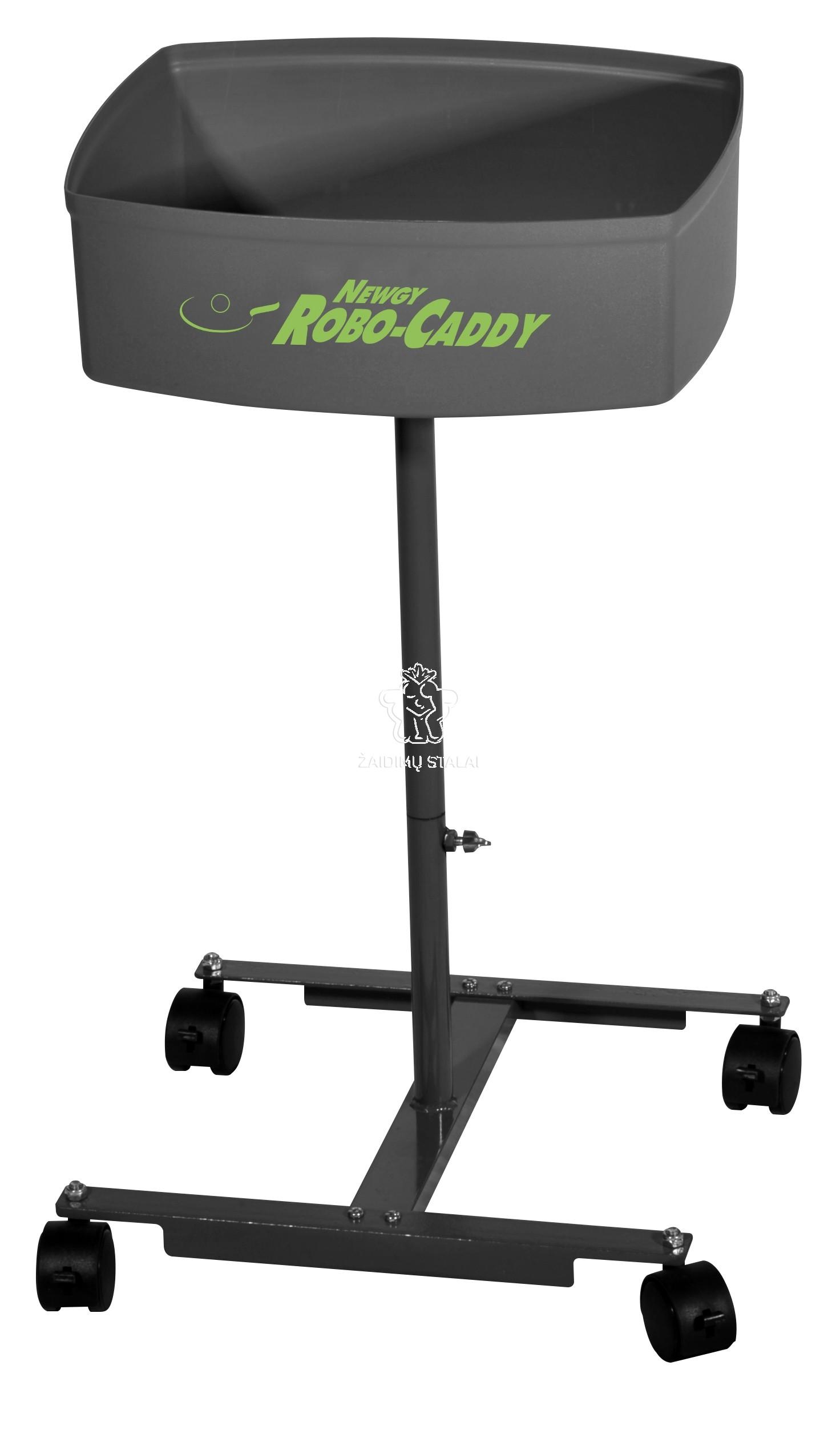 Stalo teniso roboto vežimėlis Donic ROBO-Caddy