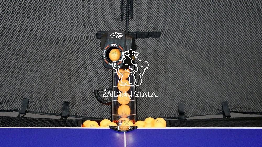 Stalo teniso robotas Donic Robo-Pong 545/Versa-Net