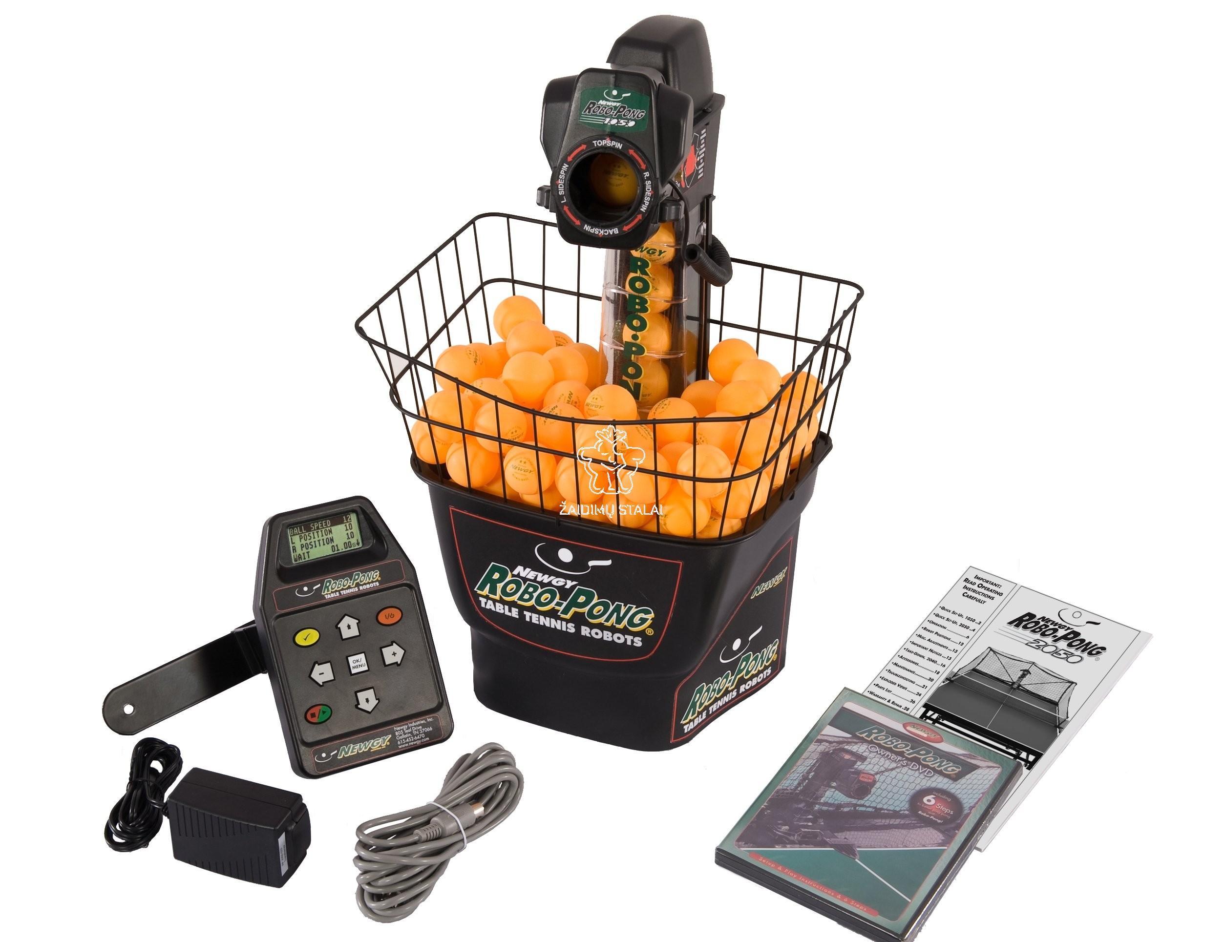 Stalo teniso robotas Donic Robo Pong 1055