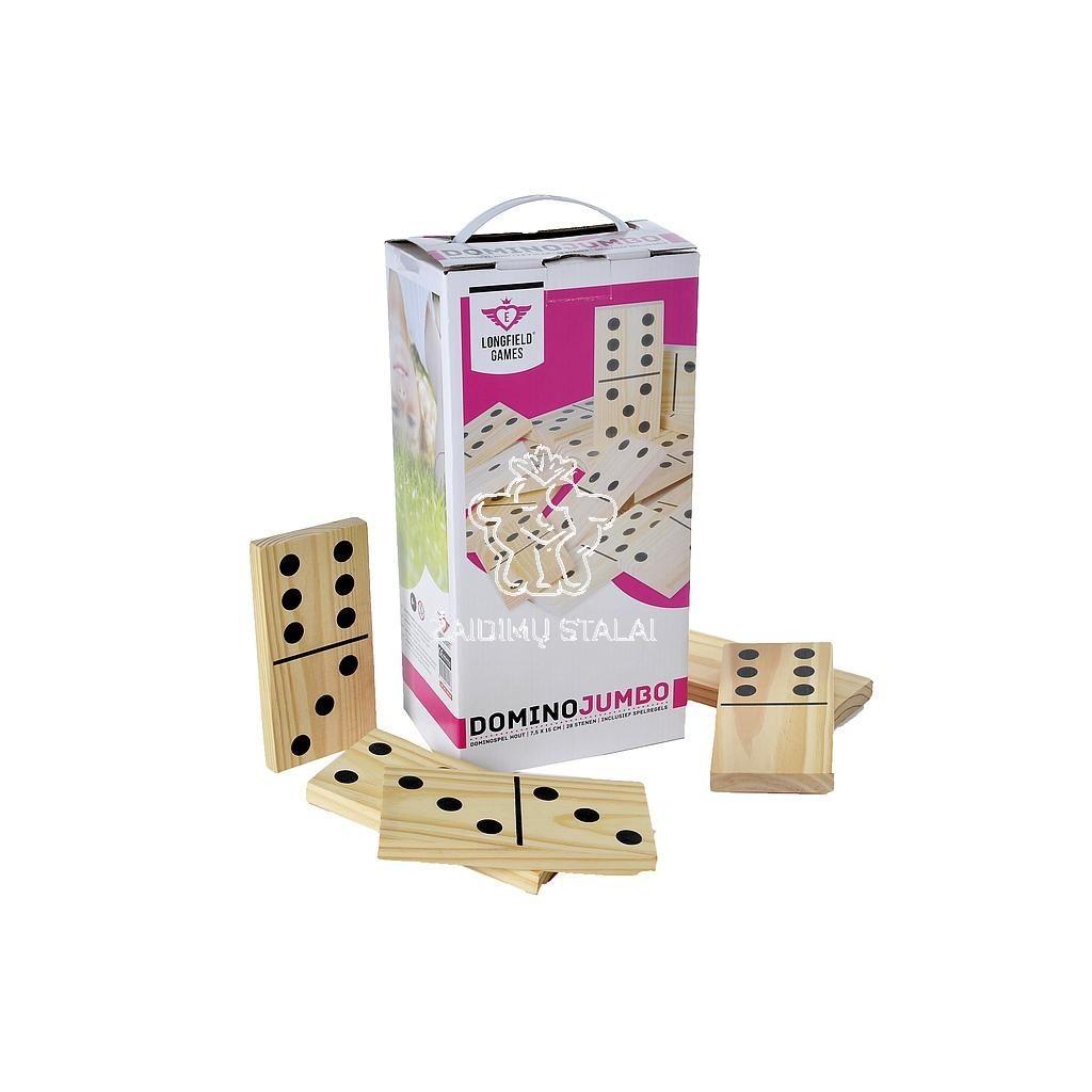 Žaidimas Domino Jumbo