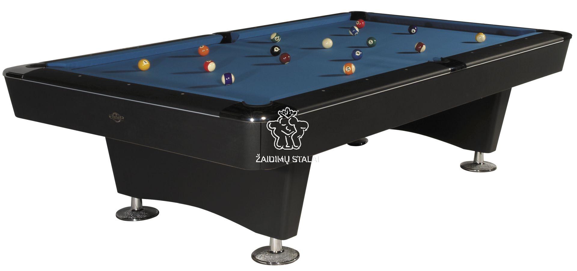 Pulo stalas Buffalo Dominator 8 , juodos sp.