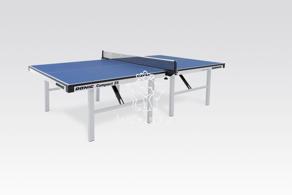 Teniso stalas Donic Compact, ITTF