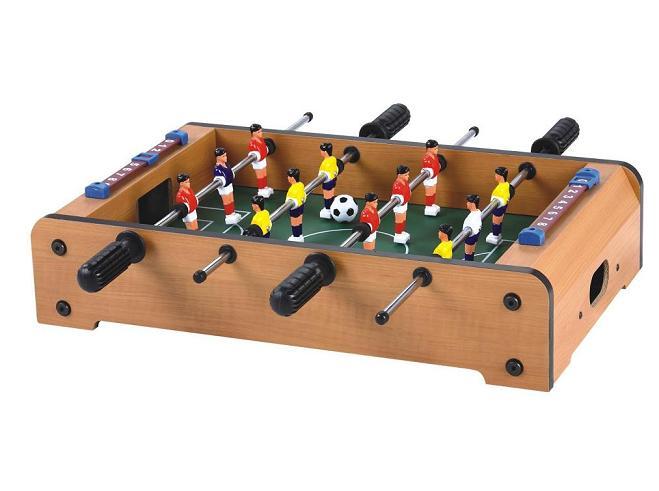 Mini futbolo stalai