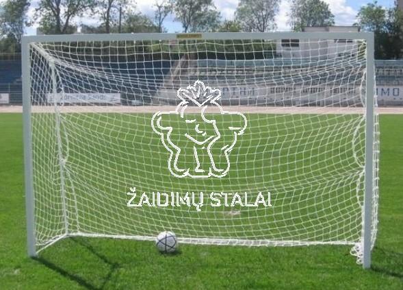 Plieniniai salės futbolo vartai EKO