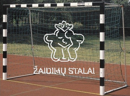 Plieniniai salės futbolo vartai