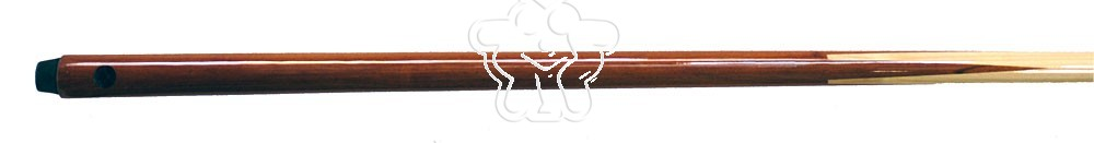Rusiško biliardo lazda Excalibur, 1 dalies