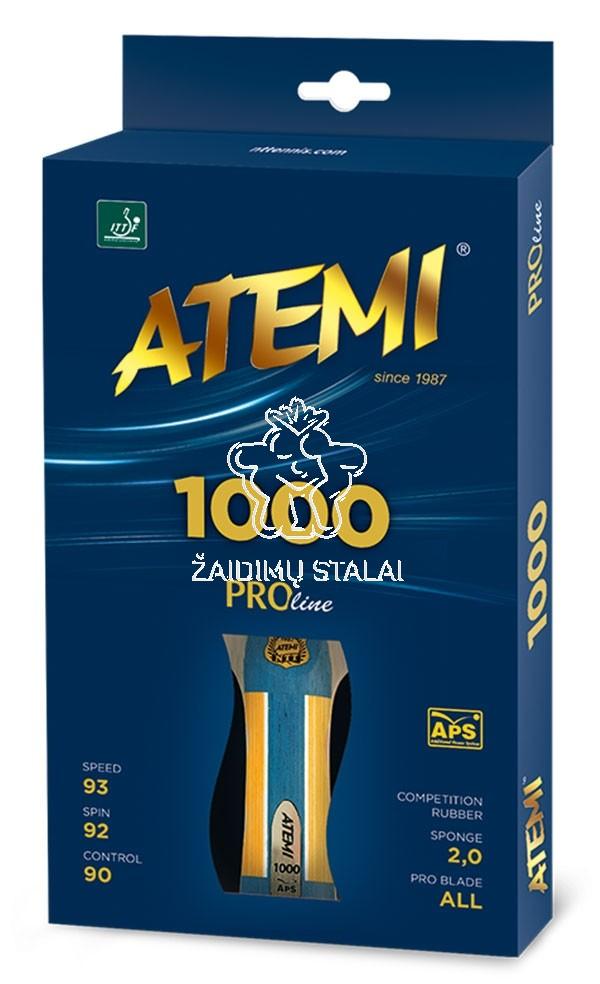 Stalo teniso raketė Atemi 1000 PRO