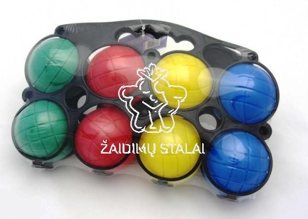 Petankė Angel Sports, plastikiniai kamuoliukai