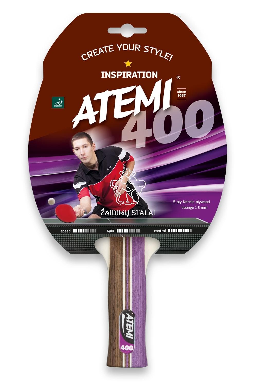 Stalo teniso raketė Atemi 400