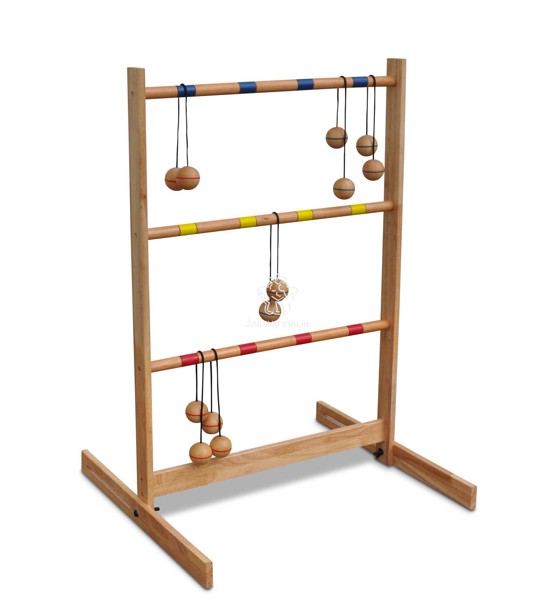 Lauko žaidimas Spin Ladder Original