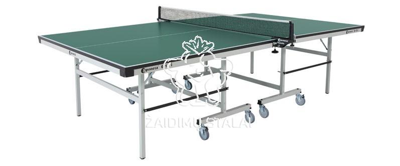 Stalo teniso stalas Sponeta S6-12i, žalias, 22mm MDF vidaus