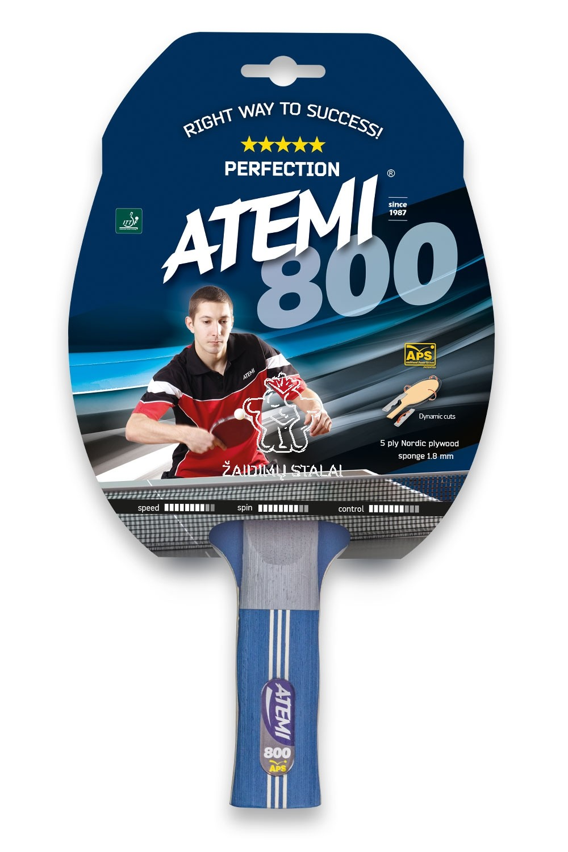 Stalo teniso raketė Atemi 800
