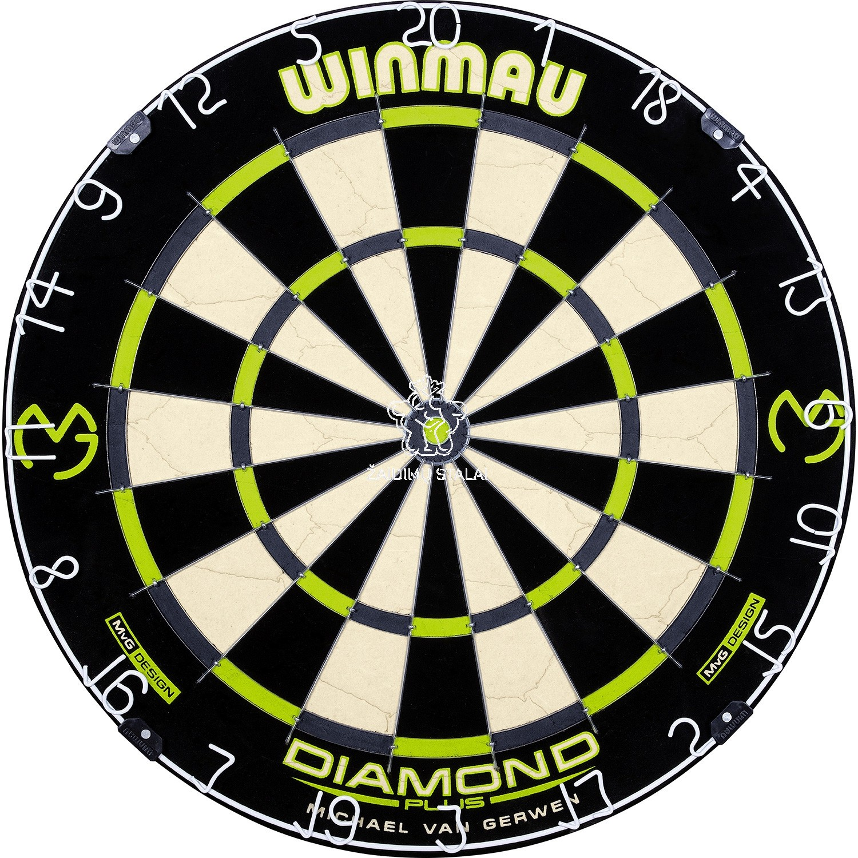 Smiginio taikinys Winmau MvG Diamond edition
