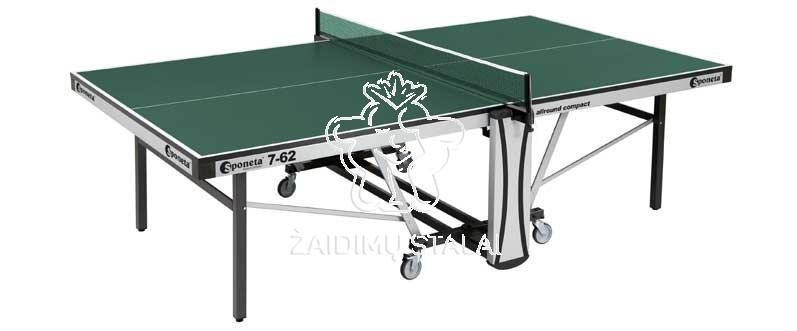 Stalo teniso stalas Sponeta S7-62, žalias, 25mm MDF vidaus