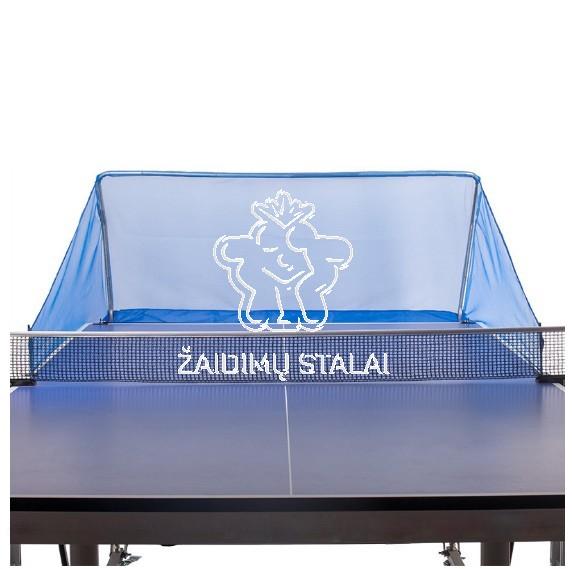 Stalo teniso kamuoliukų surinkimo tinklas Bilaro