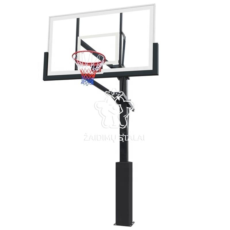 Įbetonuojamas krepšinio stovas B-Sport Fremont