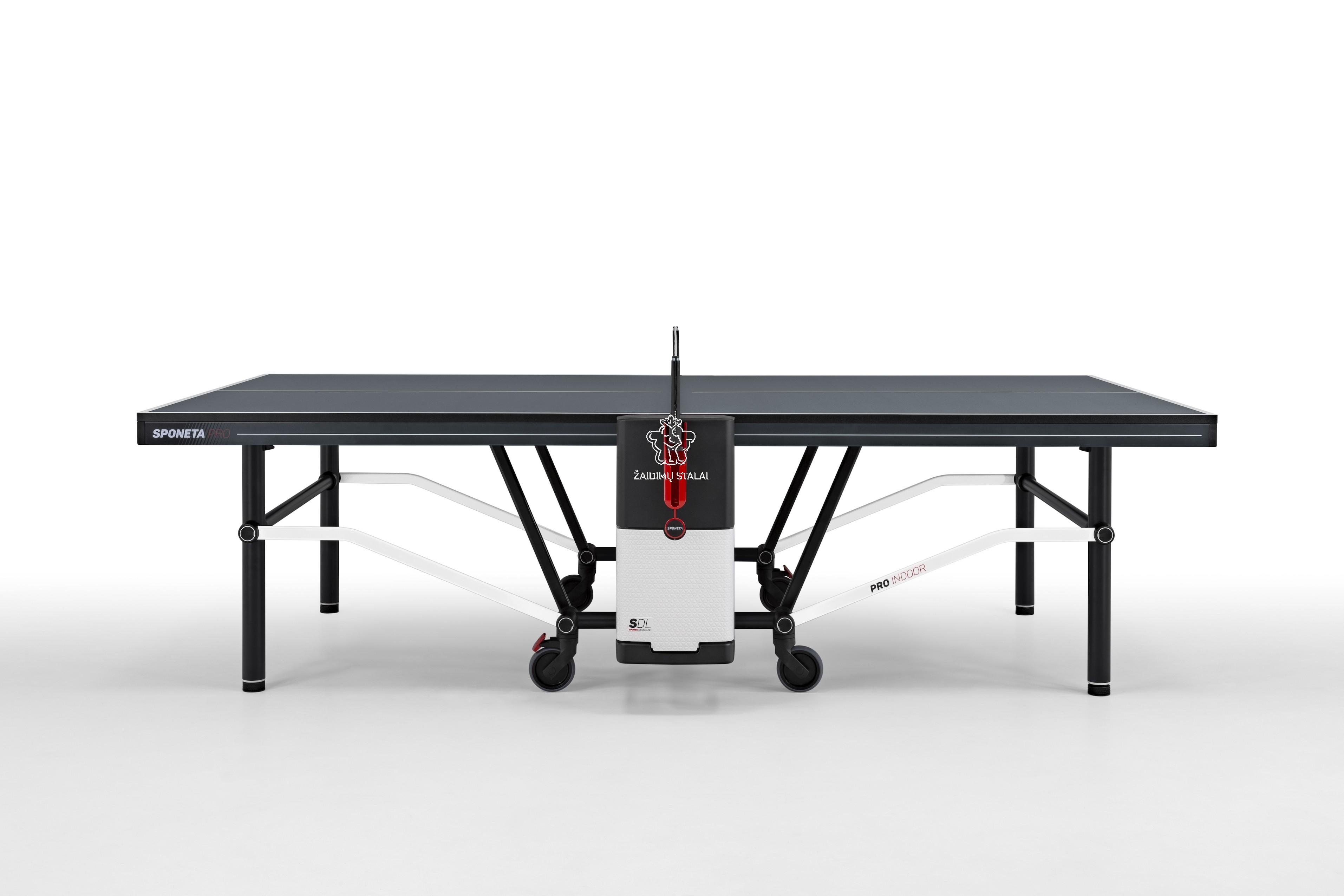 Stalo teniso stalas Sponeta Design Line PRO INDOOR