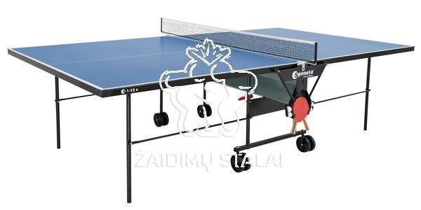Stalo teniso stalas Sponeta S1-13e, mėlynas, 4mm melaminas lauko