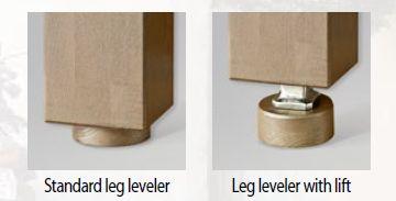 billiard-table-pronto-vision-leg-levelers
